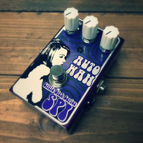 Soul Power Instruments-オートワウAUTO WAH
