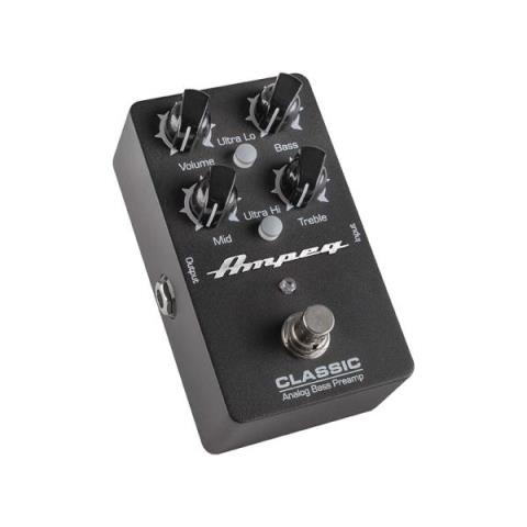 AmpegClassic Analog Bass Preamp