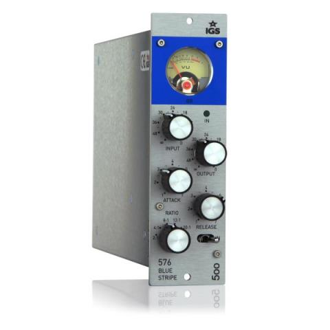 IGS Audio-FET compressor576 Blue Stripe