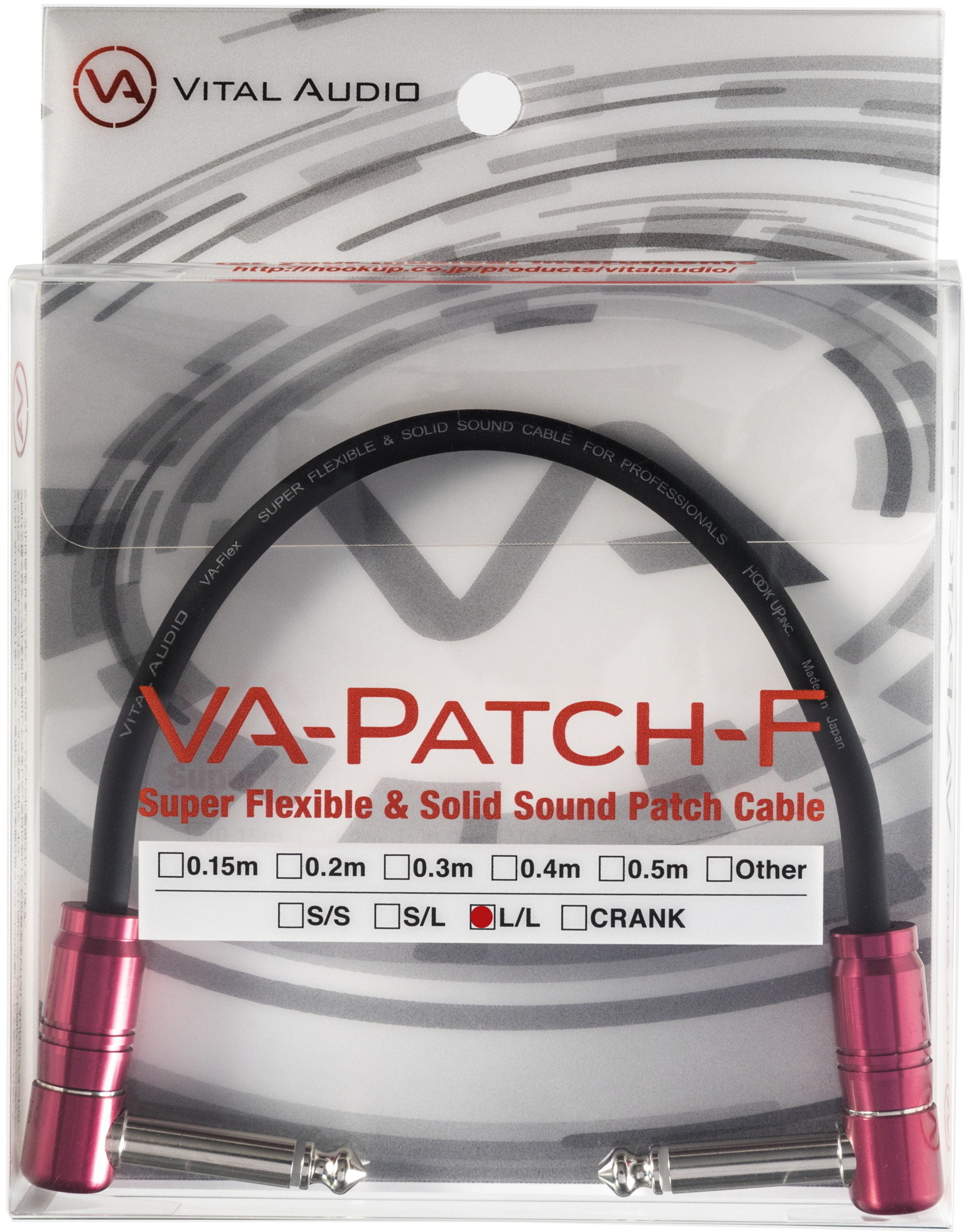VA-Patch-F-0.15m L/L追加画像