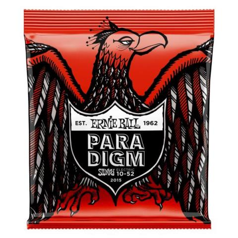 ERNIE BALL-エレキギター弦Paradigm Skinny Top Heavy Bottom Slinky #2015 10-52