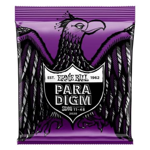 ERNIE BALL-エレキギター弦Paradigm Power Slinky #2020 11-48