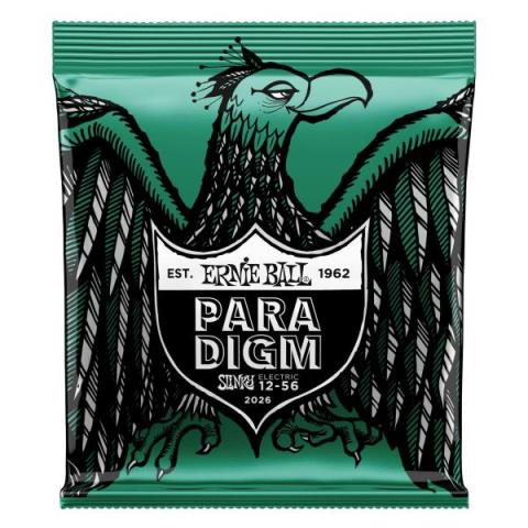 ERNIE BALL-エレキギター弦Paradigm Not Even Slinky #2026 12-56