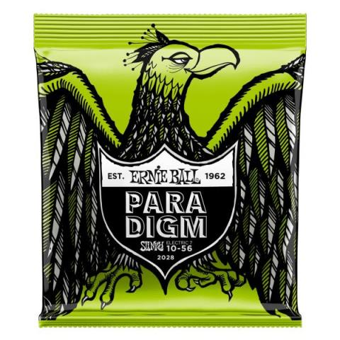 ERNIE BALL-エレキギター弦Paradigm Regular Slinky 7-Strings #2028 10-56