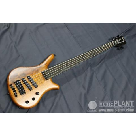 Warwick-エレキベースThumb Bass 5st Through Neck Natural Oil Finish