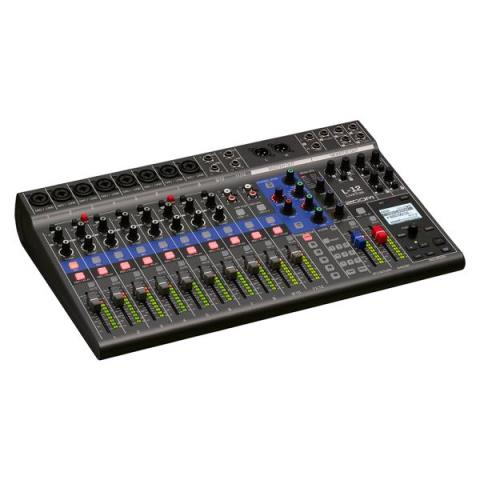 ZOOM-Mixer/Interface/MTRLIVETRAK L-12