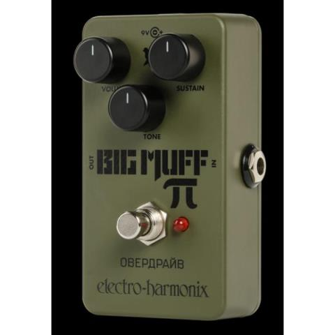 electro-harmonix-Distortion/SustainerGreen Russian Big Muff