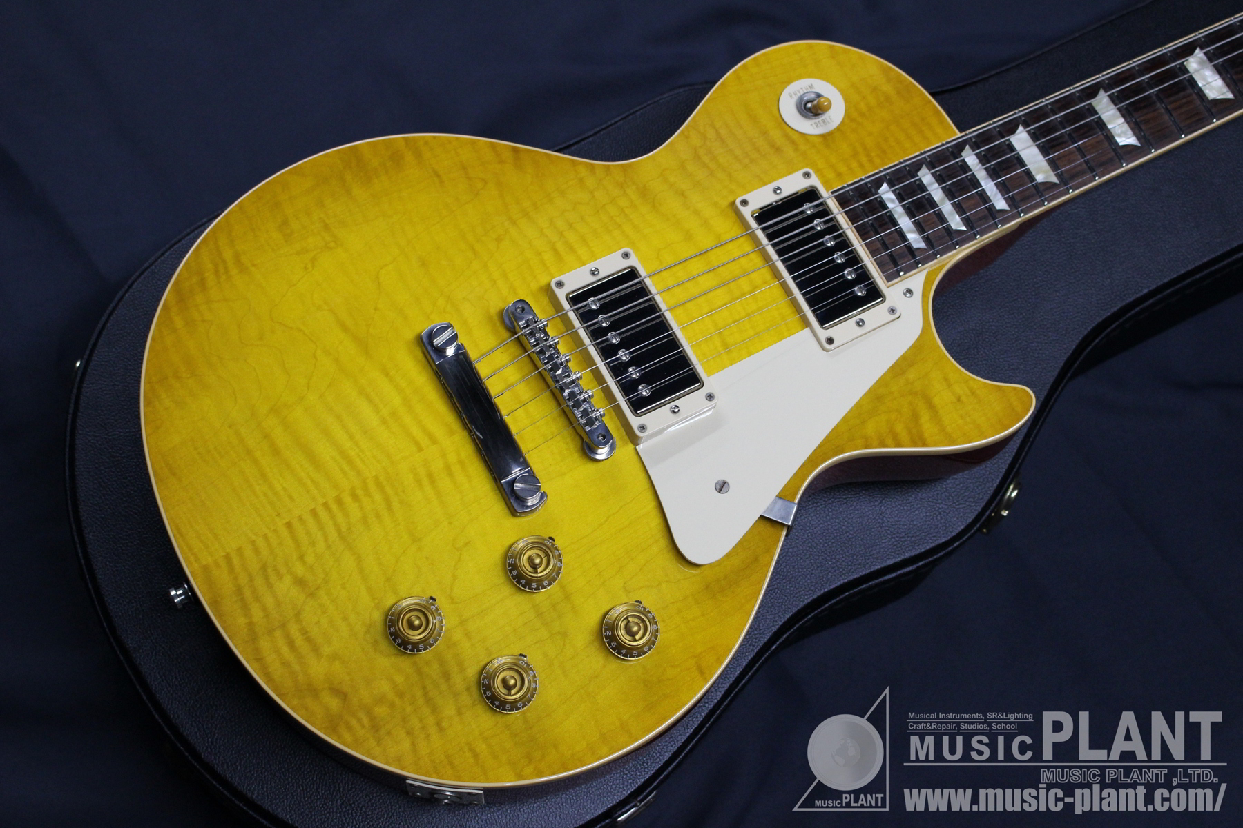 Historic Collection 1958 Les Paul Standard Reissue LPR-8  Lightly Figured追加画像