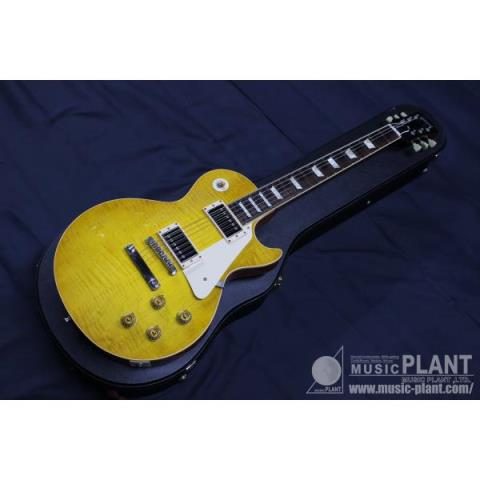 Gibson Custom Shop-レスポールHistoric Collection 1958 Les Paul Standard Reissue LPR-8  Lightly Figured
