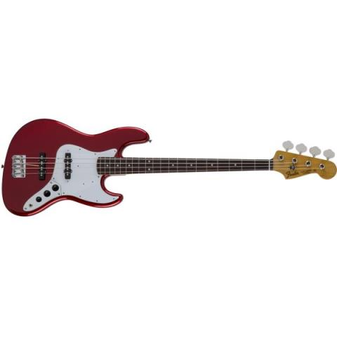FenderMade in Japan Traditional 60s Jazz Bass Candy Apple Red