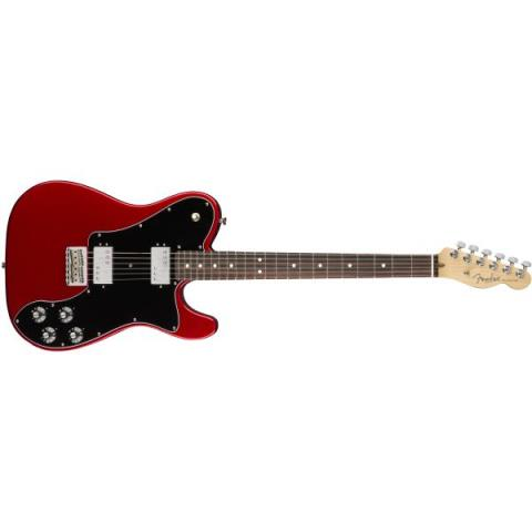 Fender-テレキャスターAmerican Professional Telecaster® Deluxe ShawBucker™ Candy Apple Red