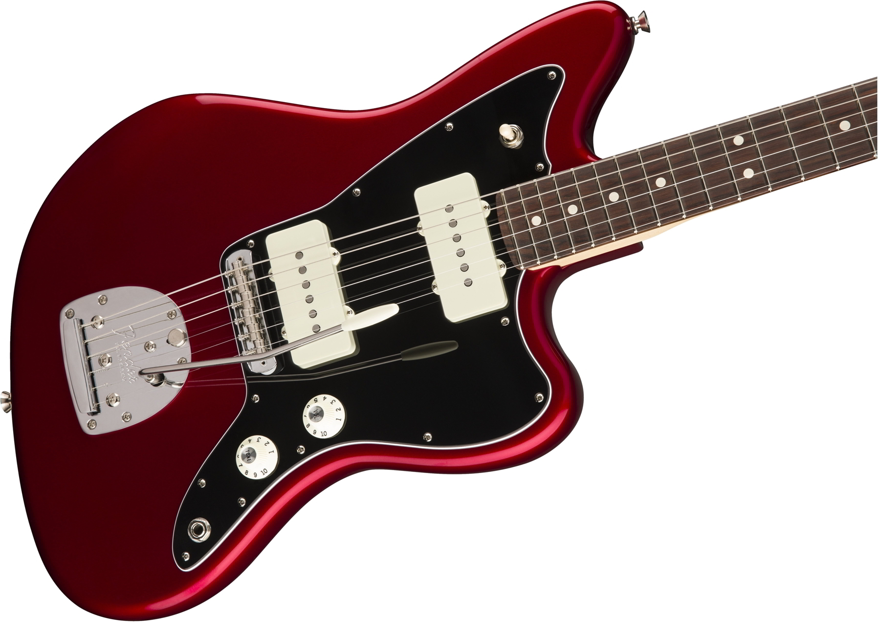 American Professional Jazzmaster Candy Apple Red追加画像