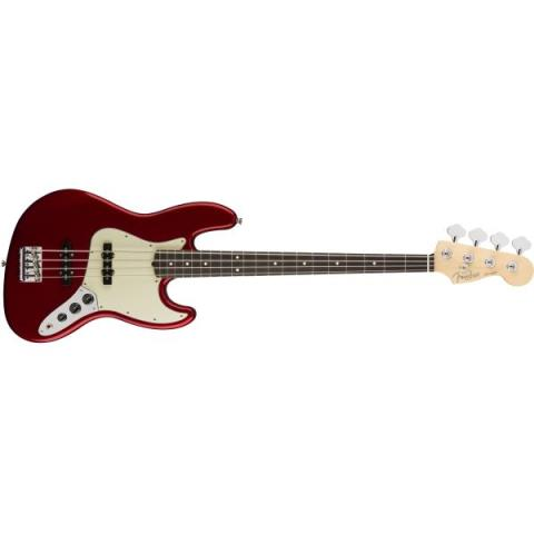 FenderAmerican Professional Jazz Bass Candy Apple Red