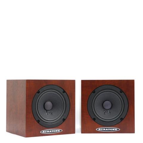 AURATONE-パッシブモニター5C Super Sound Cube woodgrain