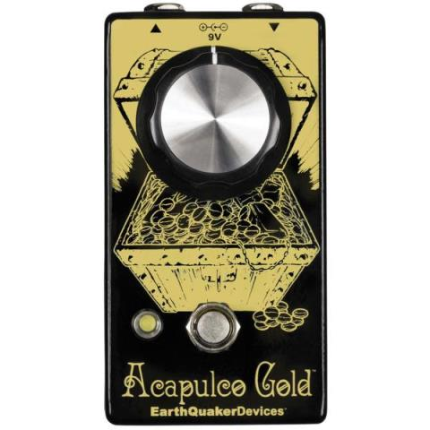 Earth Quaker Devices-パワーアンプディストーションAcapulco Gold