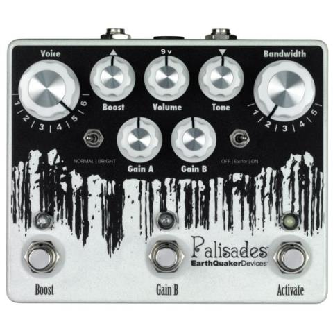 Earth Quaker Devices-オーバードライブPalisades