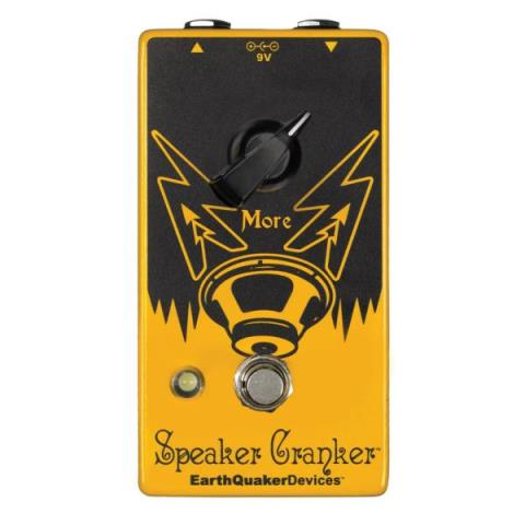 Earth Quaker Devices-オーバードライブSpeaker Cranker