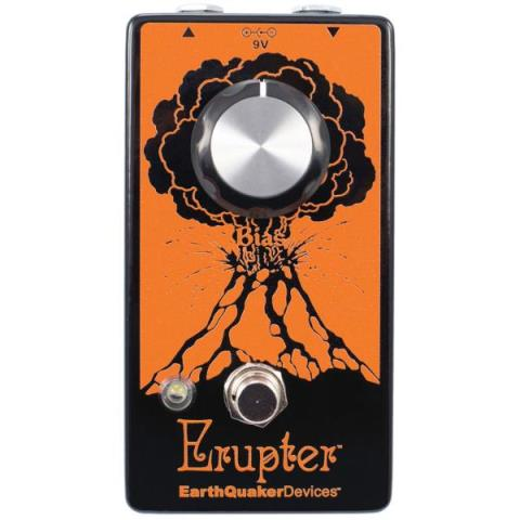 Earth Quaker Devices-ファズErupter