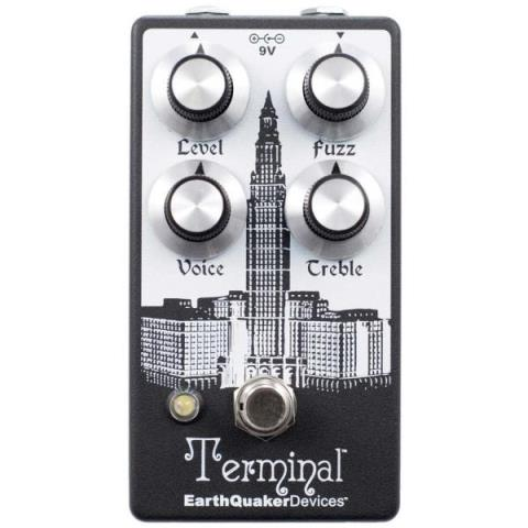 Earth Quaker Devices-ファズTerminal