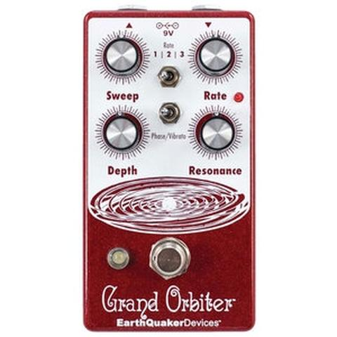 Earth Quaker Devices-フェイザーGrand Orbiter