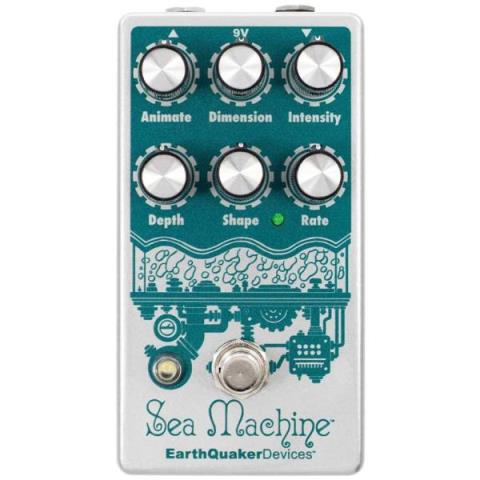 Earth Quaker Devices-コーラスSea Machine