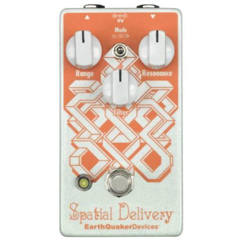 Earth Quaker Devices-エンベローブフィルターSpatial Delivery™