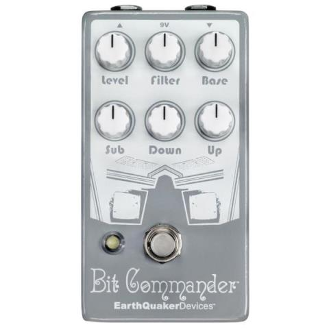 Earth Quaker Devices-アナログギターシンセBit Commander