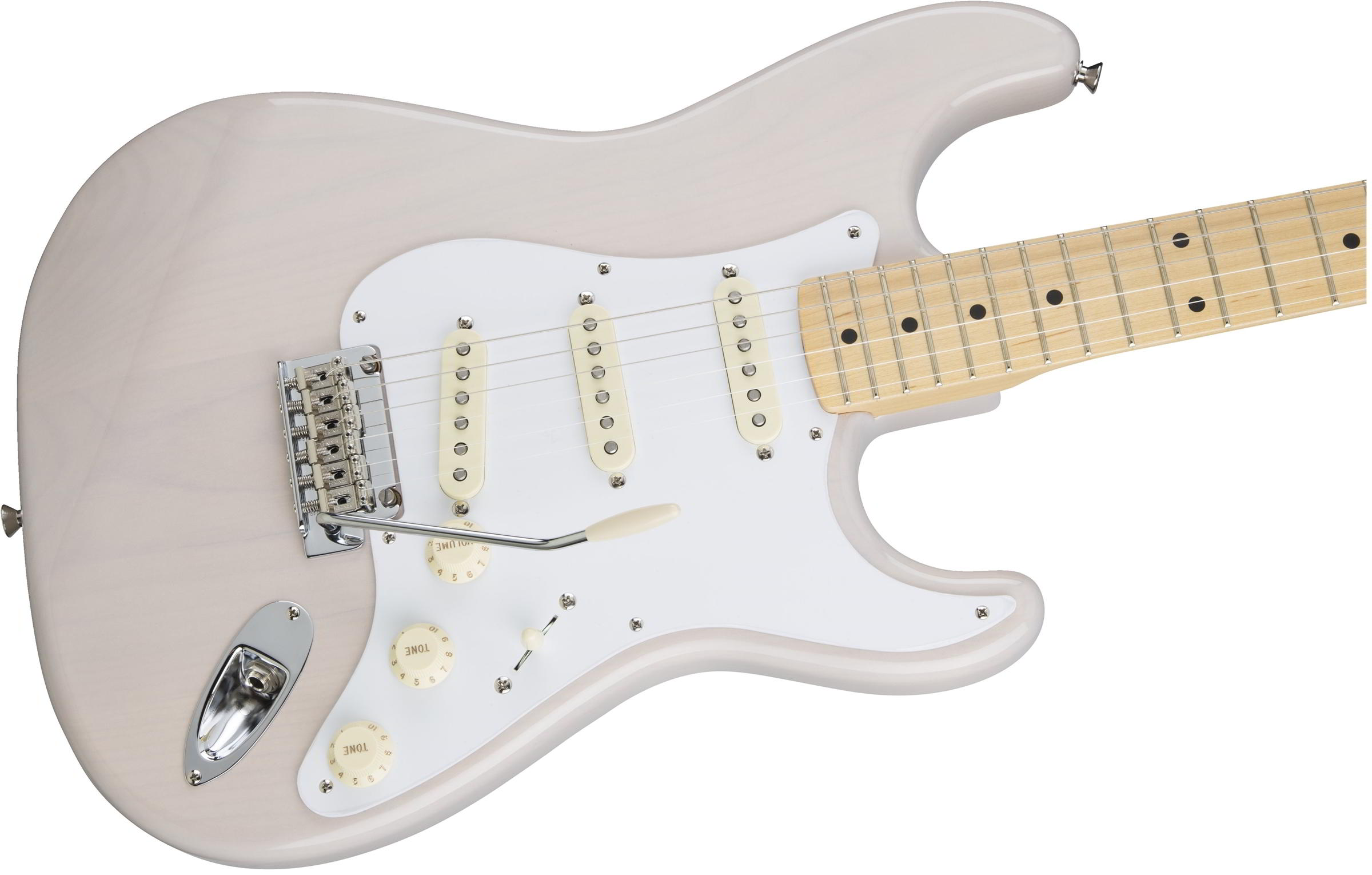 Made in Japan Hybrid 50s Stratocaster® US Blonde追加画像