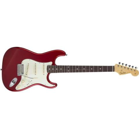 FenderMade in Japan Hybrid 60s Stratocaster Candy Apple Red