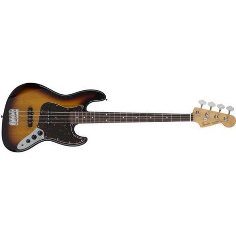 Fender-ジャズベースMade in Japan Hybrid 60s Jazz Bass® 3-Color Sunburst