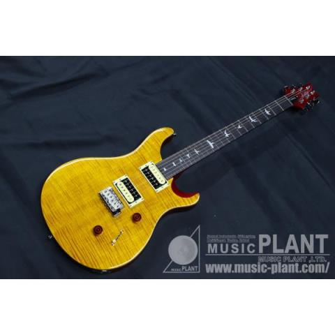 Paul Reed Smith (PRS)-エレキギターSE Custom 24 Beveled Top Vintage Yellow