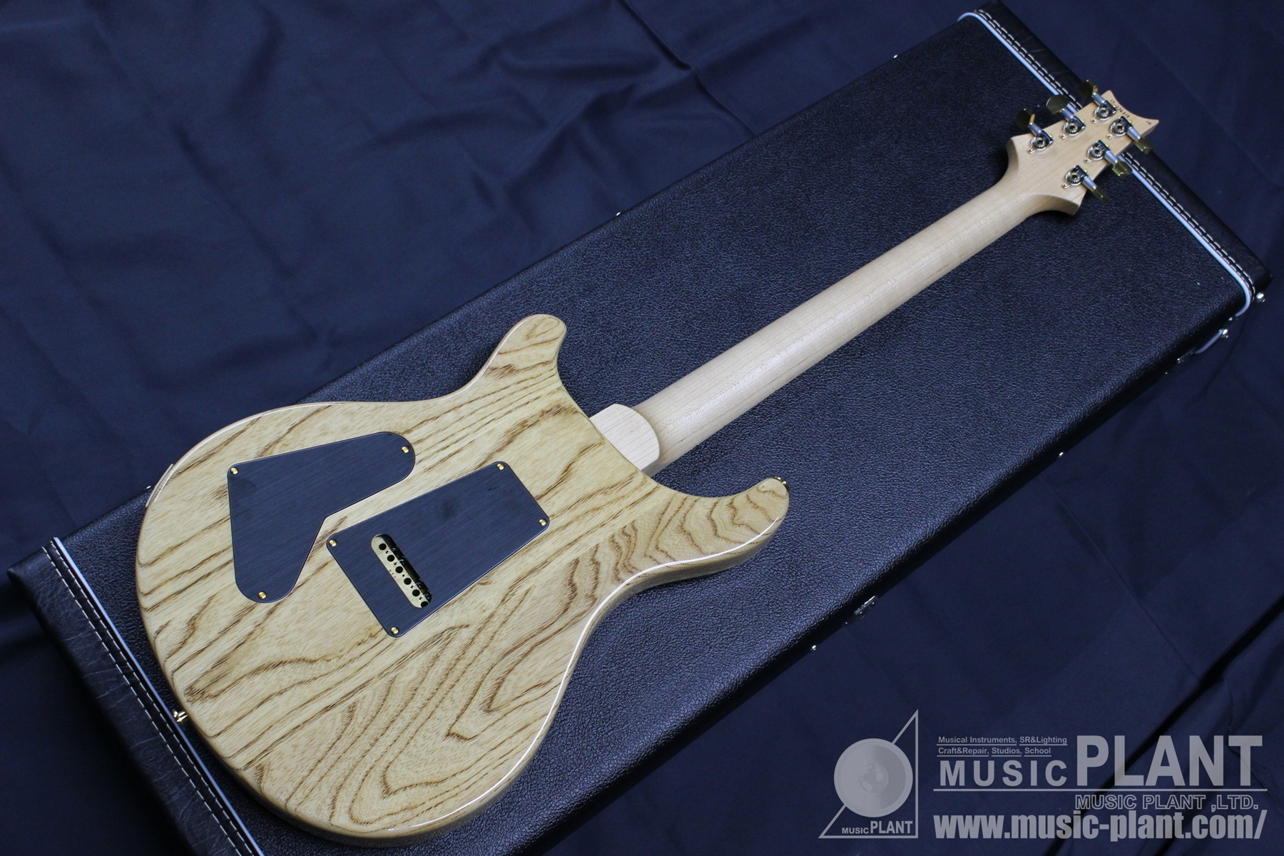 CUSTOM24 Limited SWAMP ASH 10TOP Aquamarine背面画像
