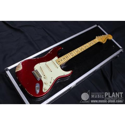 Fender Custom Shop2006 Vintage Stratocaster Relic Candy Apple Red