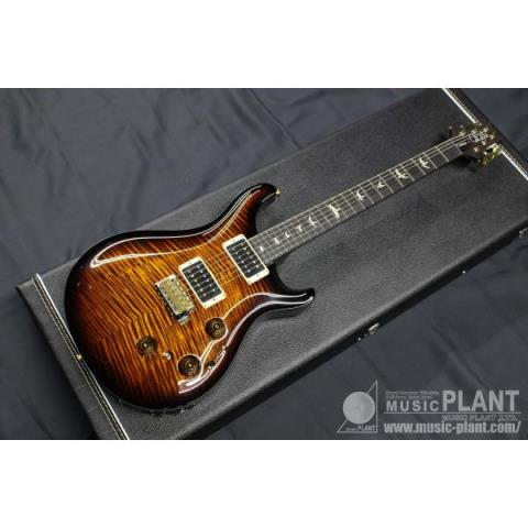 Paul Reed Smith (PRS)-エレキギターCUSTOM24 PIEZO 10TOP 2017 Black Gold Wrap Burst