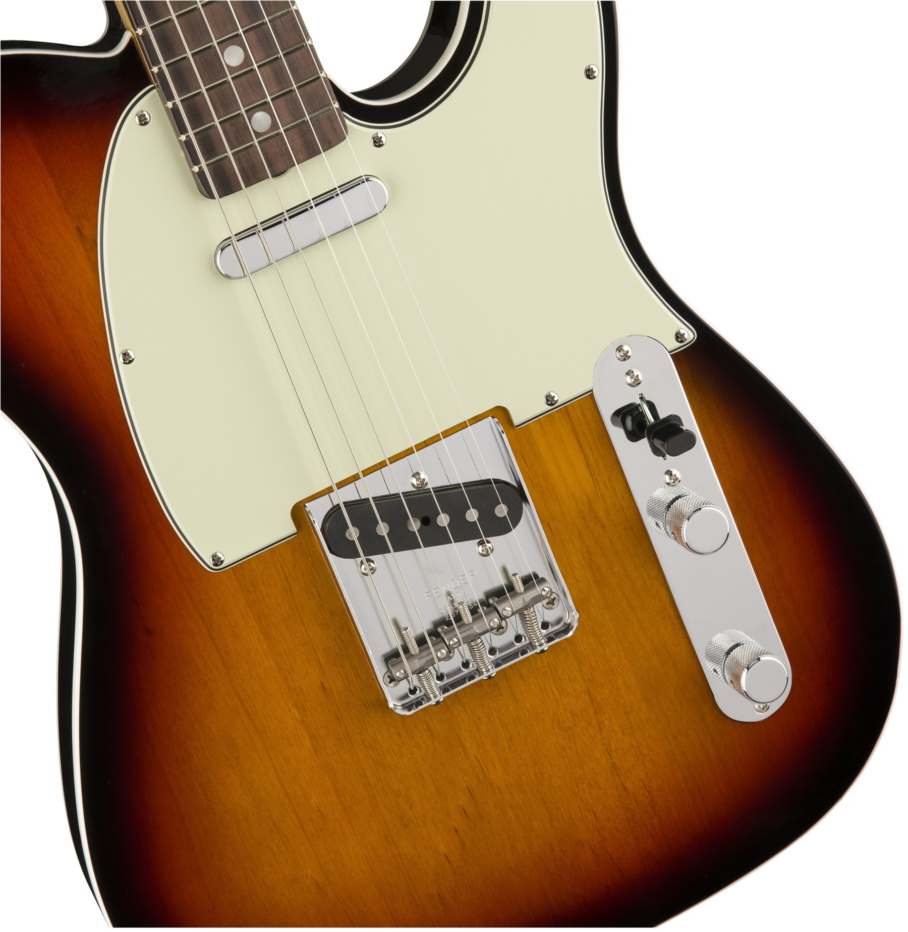 American Original '60s Telecaster 3-Color Sunburst追加画像