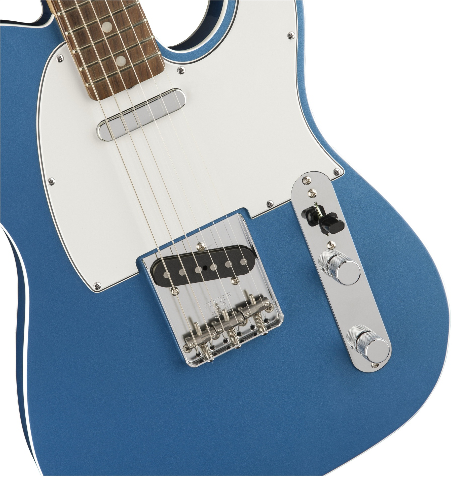 American Original '60s Telecaster Lake Placid Blue追加画像