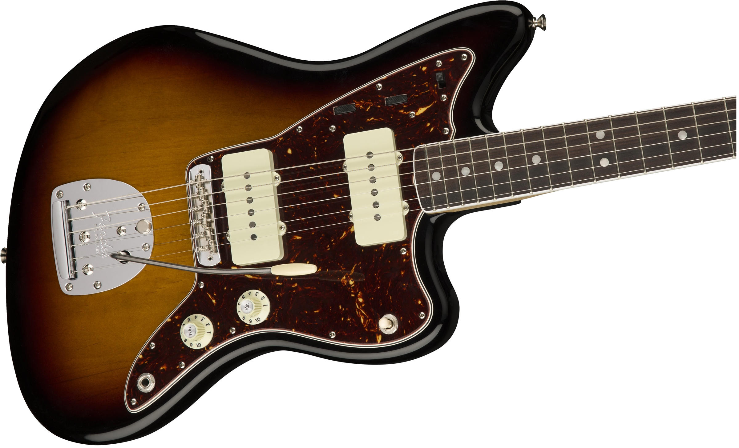 American Original '60s Jazzmaster 3-Color Sunburst追加画像
