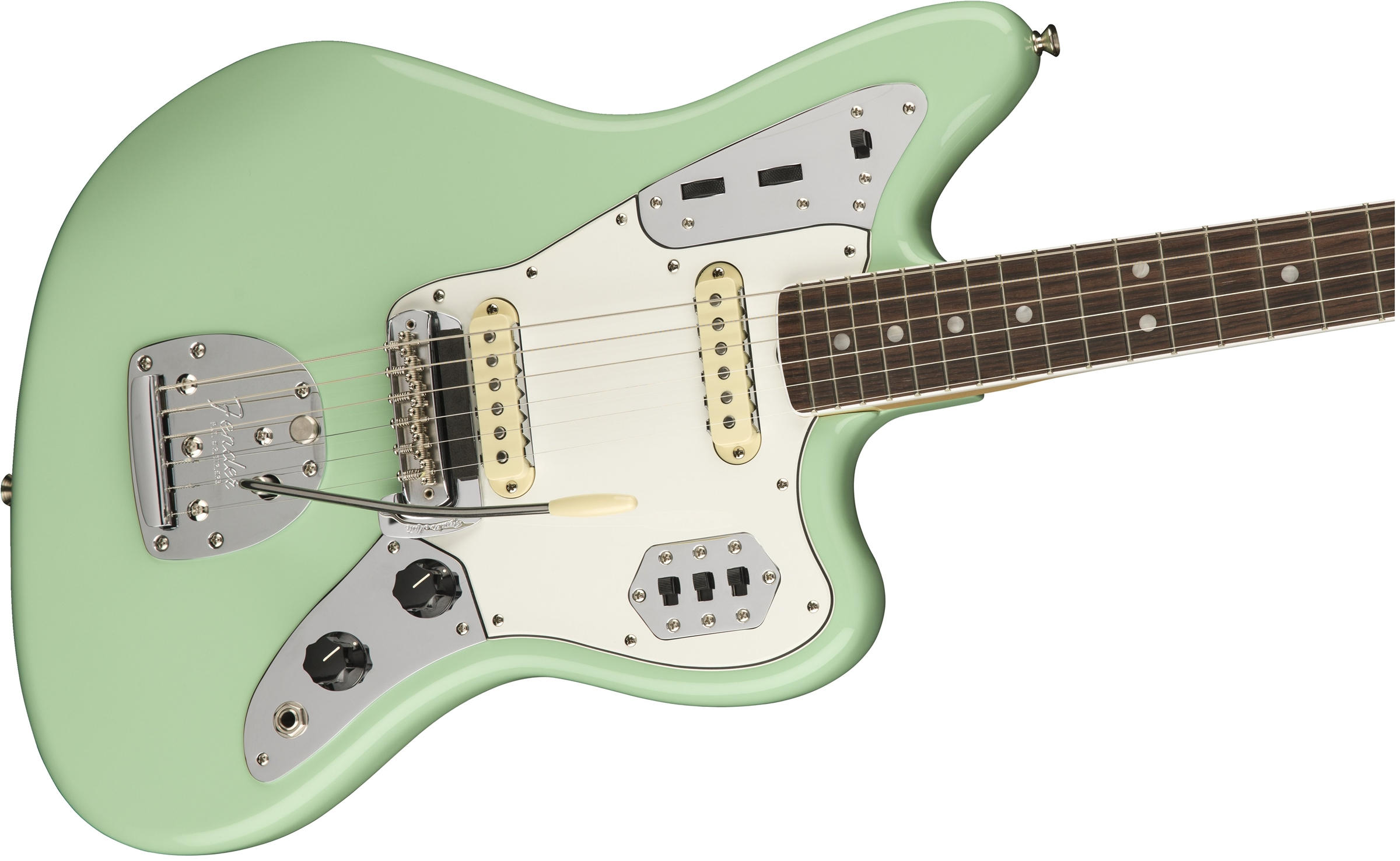 American Original '60s Jaguar Surf Green追加画像