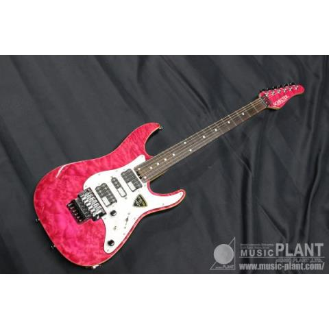 SCHECTER-エレキギターSD-II-24-AL/PINK/R