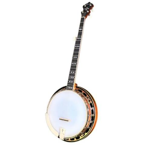 Blanton-5string Resonator BanjoBB-85R  FINERIVER