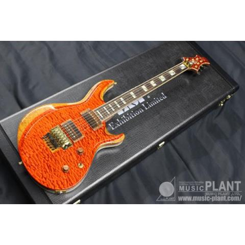ESP-エレキギターEX17-30 MYSTIQUE-CTM/FT FR EXHIBITION LIMITED