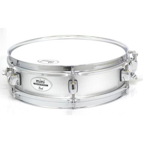 PearlMS1235S/C MINI Snare Drum #55 シルバーフラッシュ