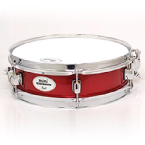 PearlMS1235S/C MINI Snare Drum #23 カーディナルレッド