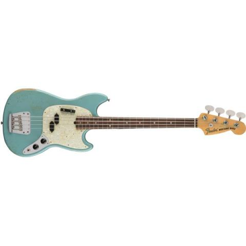 Fender-ムスタングベースJMJ Road Worn® Mustang® Bass