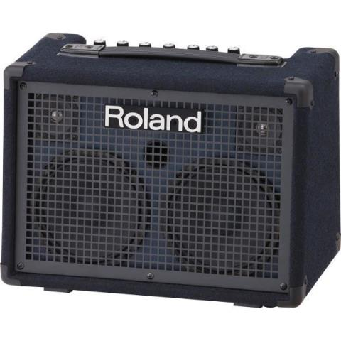Roland-Battery Powered Stereo Keyboard AmplifierKC-220