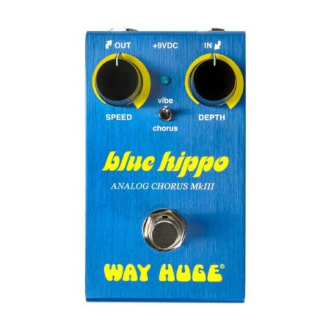 Way Huge ElectronicsWM61 Smalls Blue Hippo