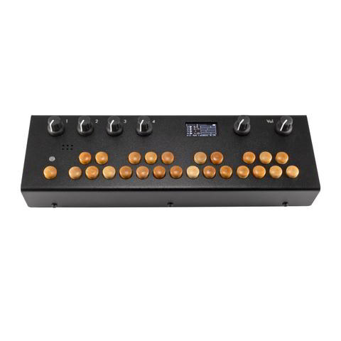 Critter & Guitari-Creative Video SynthesizerETC   video synthesizer