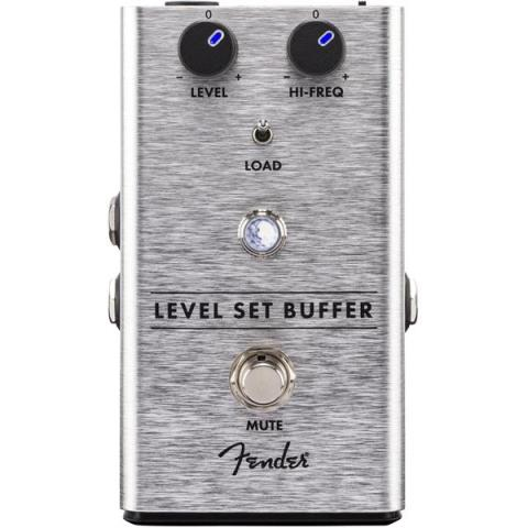 Fender-バッファーLevel Set Buffer Pedal