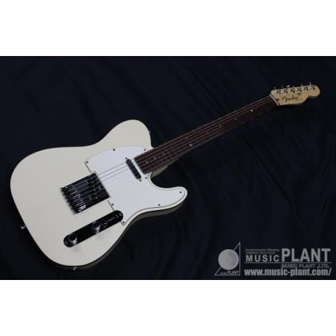 Fender USA-テレキャスター2008 American Deluxe Telecaster SCN Pickup S-1 SW Olympic White