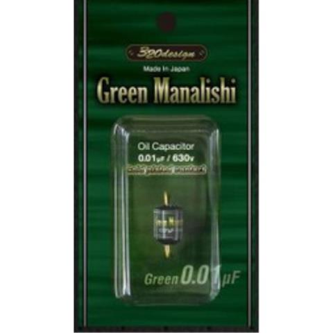 320designGreen Manalishi Green (0.01μF)